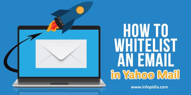 How to Whitelist an Email Sender or a Domain in Yahoo! Mail.