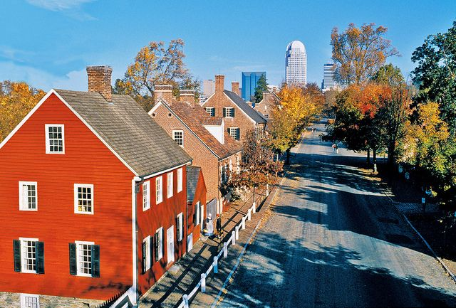 These 10 Historic Towns In North Carolina Will Transport You To The Past