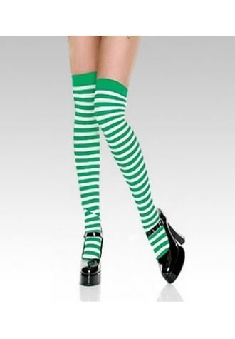 We think this is going to be a hit!  Striped Stockings...  New to our store, http://HisandHerFashion.com/products/striped-stockings-green?utm_campaign=social_autopilot&utm_source=pin&utm_medium=pin   #style #party #dresses #2017 #trend #chic #women #teen #outfit #style