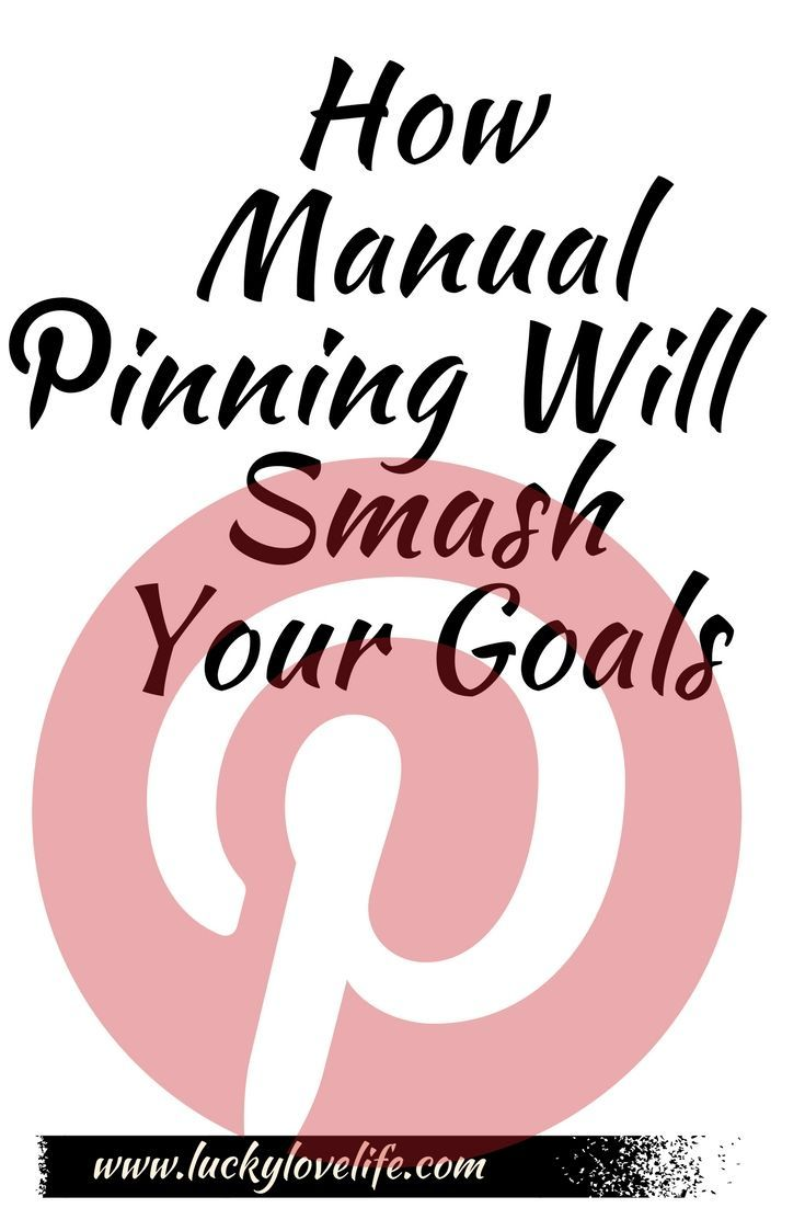 Manual Pinning. Why it's a winning strategy in 2018. How to keep up with recent changes to Pinterest. Are BoardBooster and Tailwind still useful? Click thru to see all the new changes.