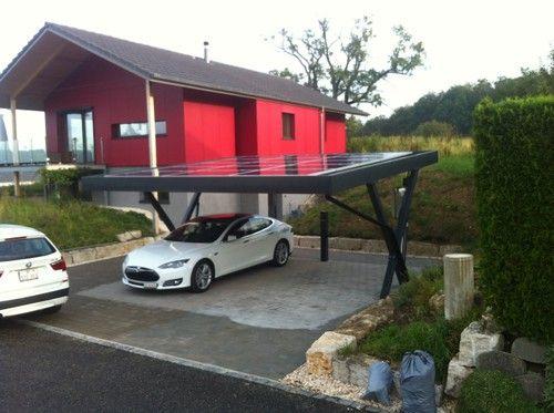 Carport photovoltaique - Spécialiste solaire  photovoltaique et autoconsommation