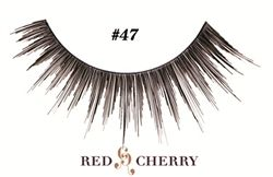 #47 Red Cherry Lashes