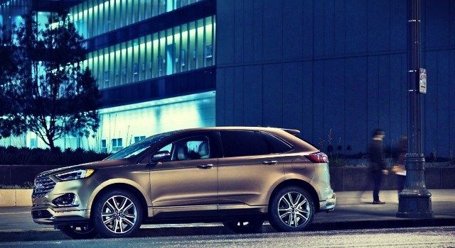 2020 Ford Edge Will Get Minor Updates Ford Edge Ford Edges
