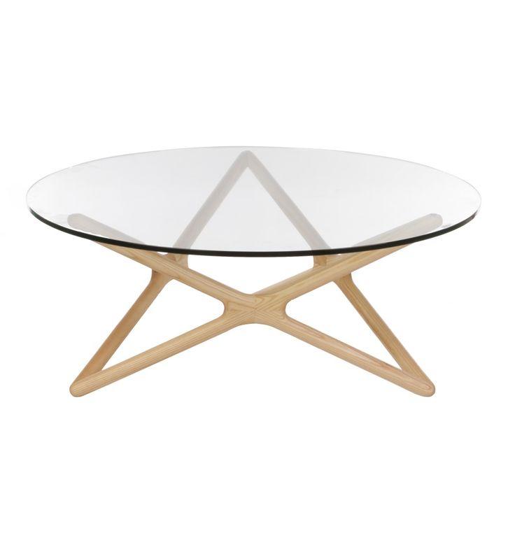 The Matt Blatt Triple X Coffee Table - Matt Blatt