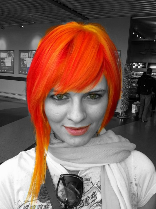 Orange :):) Urban shock scrupels Color Craze