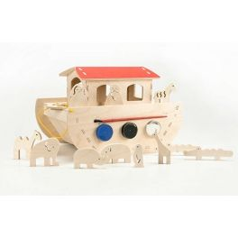 Noah's Ark toy. Made by Neo-Spiro.