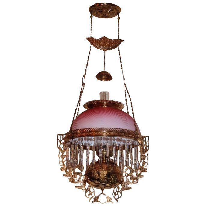 17 Best Images About Bradley Amp Hubbard Lamps On Pinterest
