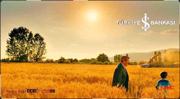İş Bankası Cem Yılmaz Reklam Filmi | Mısır Tanesi |