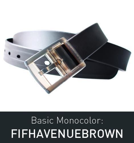 Classic Belt Monocolor  Tie-Ups. Line Basic, special #discount 50% Off.