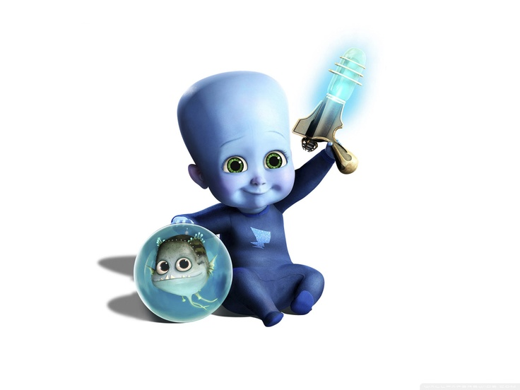 """Rotten Tomatoes: Critic Score - 72% and User Score- 71%. """"Megamind""""movie"""
