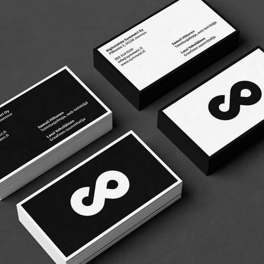 """""""Symmetri   Identity   Print …"""" in Stationery"""