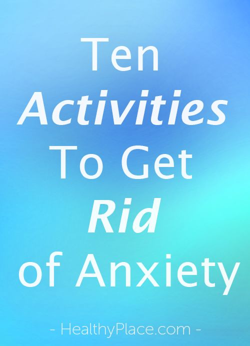 how to get rid of sexual anxiety