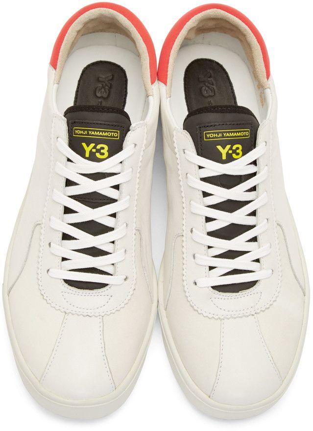 Adidas y 3 futuro bajo: blanco / CORE negro Sneakers: Adidas y 3