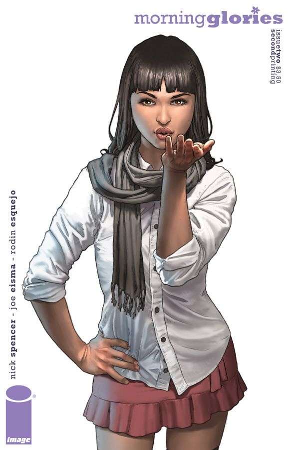 Image result for morning glories 2