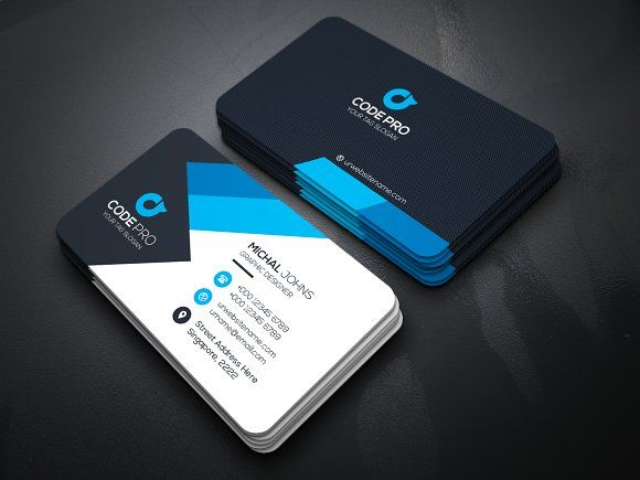 Best Graphics Design Images On   Business Card