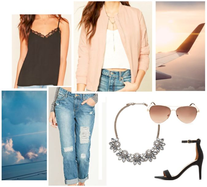Outfits Under $100: 3 Casual-Chic Looks for Fun August Holidays.