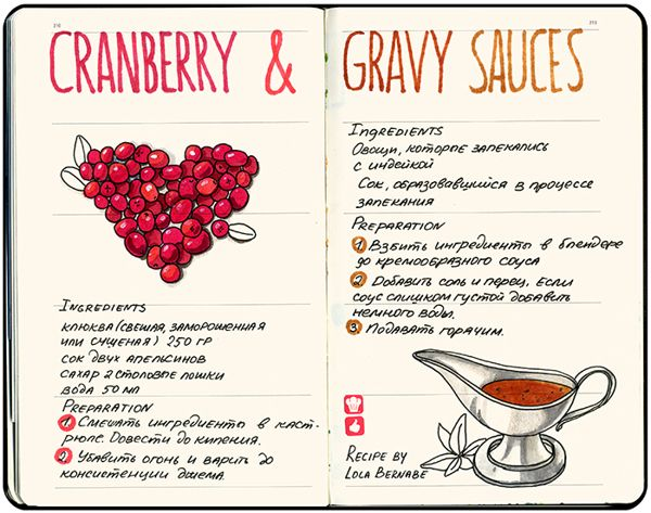 107 best cookbooks images on pinterest food drawing food recipe journal by sally mao via behance forumfinder Gallery