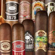 The World's Largest Cigar Store. =========================  Shop for top cigar brands such as Romeo y Julieta, Montecristo, Macanudo, Arturo Fuente, Davidoff, Acid, Rocky Patel, Tatuaje, Punch, La Gloria Cubana, Liga Privada, El Rey del Mundo, Padron, Avo, Don Pepin, Swisher Sweets, Dutch Masters and hundreds of other choices, or stock up on accessories from famous makers including Xikar, Klipit, Zippo, Vertigo and Colibri.