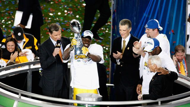 Wednesday marks anniversary of Steelers' 'Six Burgh' Super Bowl victory