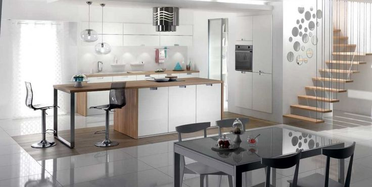 Как оборудовать кухню, на которой удобно работать: основные правила