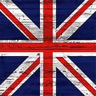Union Jack flag by creativelolo