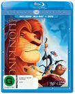 The Lion King - Diamond Edition (Blu-ray & DVD) on Blu-ray