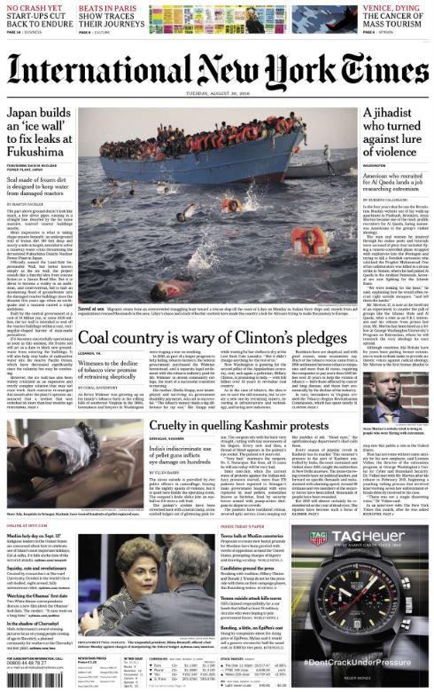 International NY Times