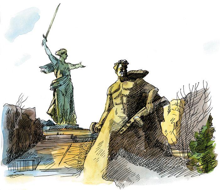 Сталинградская битва: как это было - в рассказе для детей