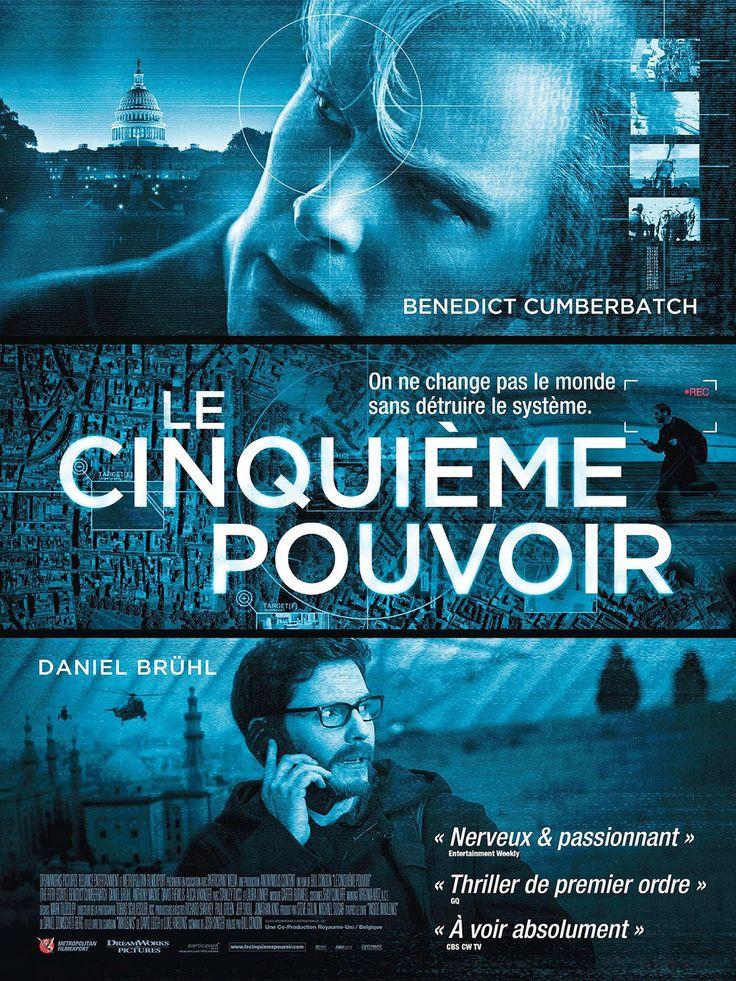 Affiches, posters et images de Le Cinquième Pouvoir (2013)