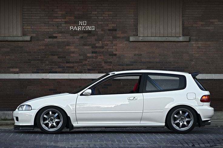Honda Civic Hatchback (EG) via BenMentock.com