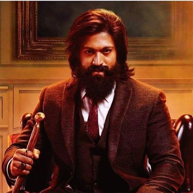 Yash Rocks In a KGF 2 New Look | Actor photo, Actors ...