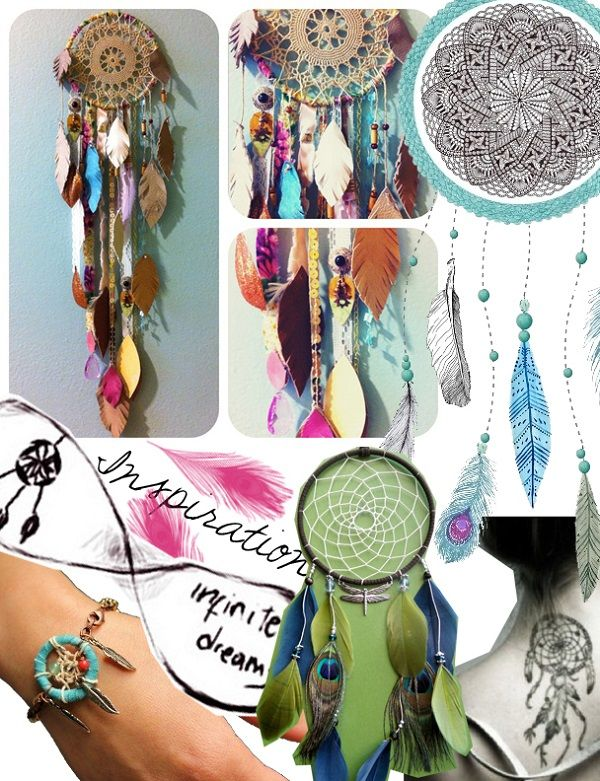 106 best creative pursuits dream catchers images on for How to make a dreamcatcher step by step