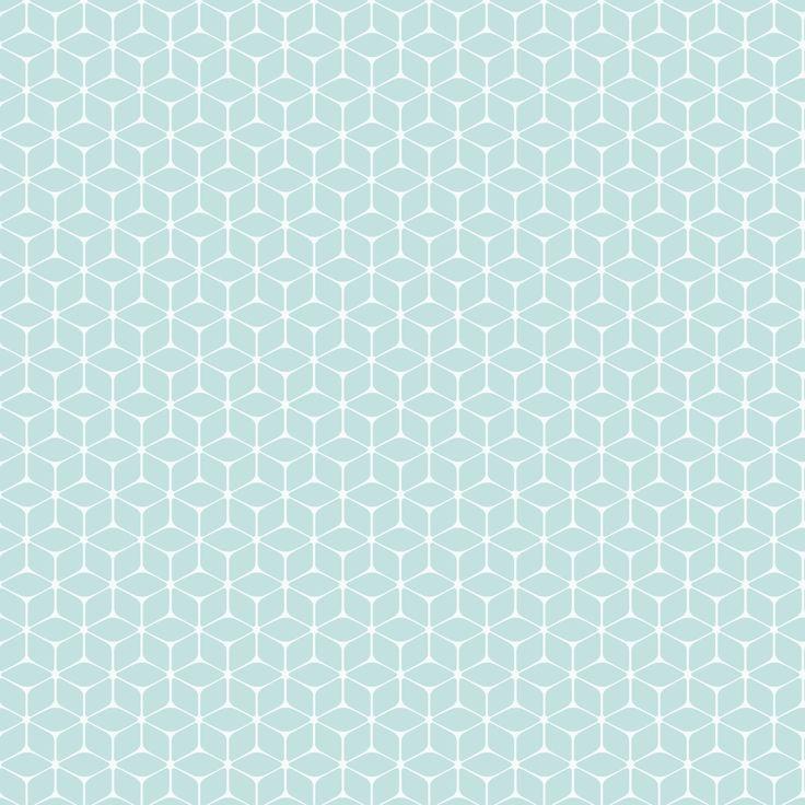 Graham brown superfresco easy duck egg geometric wallpaper