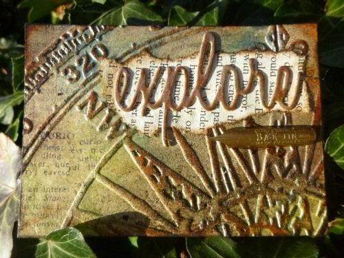 Country View Crafts' Projects: White Fire Wanderings