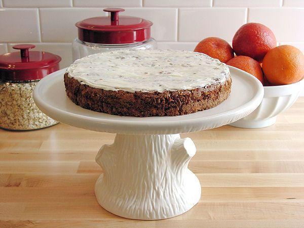 Морковный пирог Чизкейк торт 12