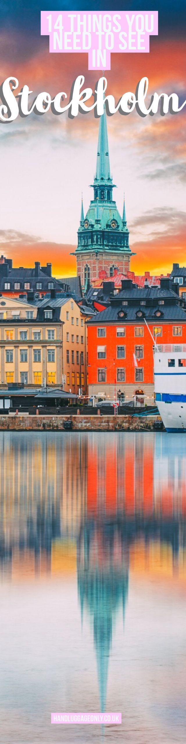 16 Things You Have To Do In Stockholm, Sweden