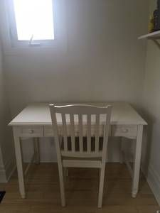 "toronto for sale ""white desk chair"" - craigslist"