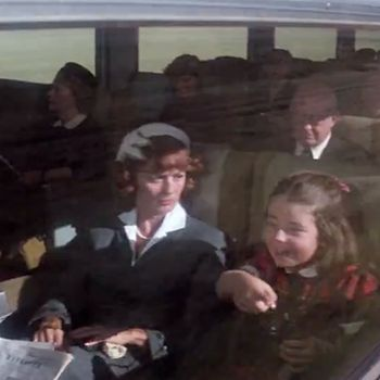 Noel Neill Has A Cameo In The 1978 'Superman' Movie: The former Lois Lane can be spotting playing the mother of young Lois Lane on the train that Clark Kent outruns. Playing the elder father? Kirk Alyn, the 1st ever onscreen Superman from the film serials. In 2006's Superman Returns, Neill flipped to the other side and played Lex Luthor's wife!