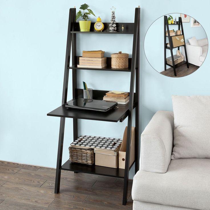 Kitchen Shelf Gumtree: 1000+ Ideas About Ladder Bookcase On Pinterest
