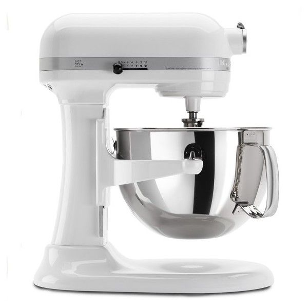 KitchenAid Pro 600 Stand Mixer ($500) ❤ liked on Polyvore featuring home, kitchen & dining, small appliances, kitchenaid stand mixer, kitchenaid, kitchen aid standing mixer, kitchen aid small appliances and kitchenaid standing mixer