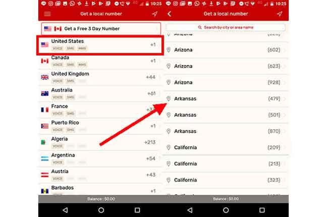 Cara Dapat Nomor Hp Luar Negeri Untuk Daftar Whatsapp Telegram Line Dan Bbm Aplikasi Trik Android