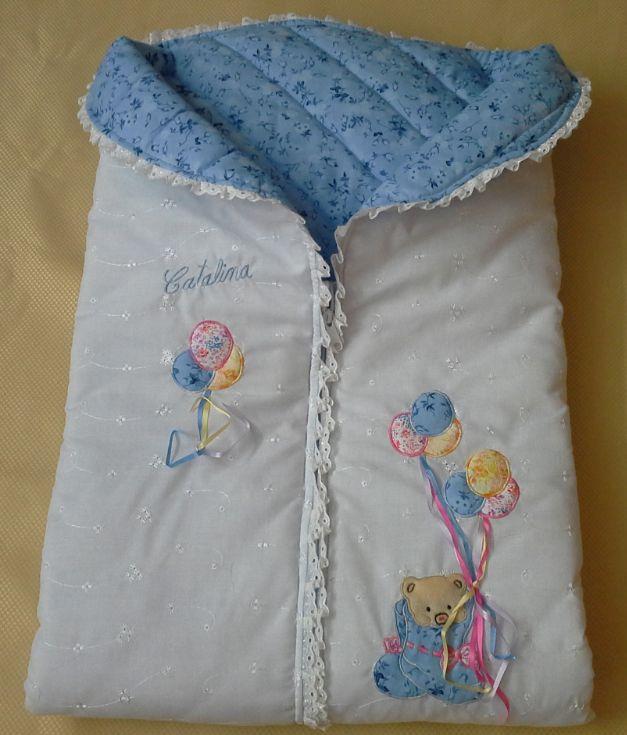 Bolsa para bebé.