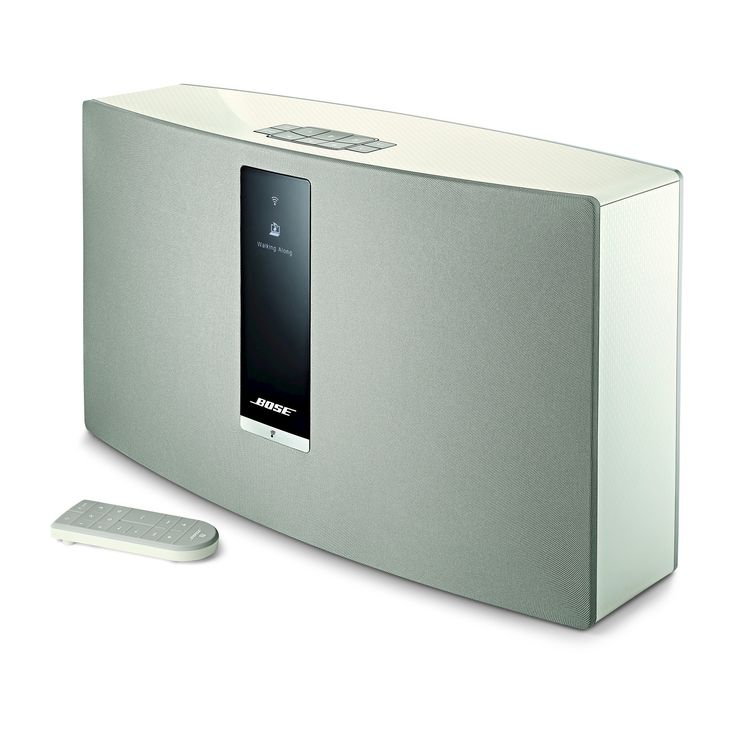 Bose SoundTouch 30 Series Iii wireless music system - White (738102-1200)
