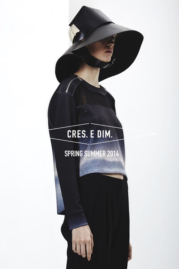 TODAY, CRES. E DIM. SS14 COLLECTION OPENING SALES PERIOD ON LENEWBLACK.COM FOR PROFESSIONALS; VISIT US! http://www.lenewblack.com/cresedim/