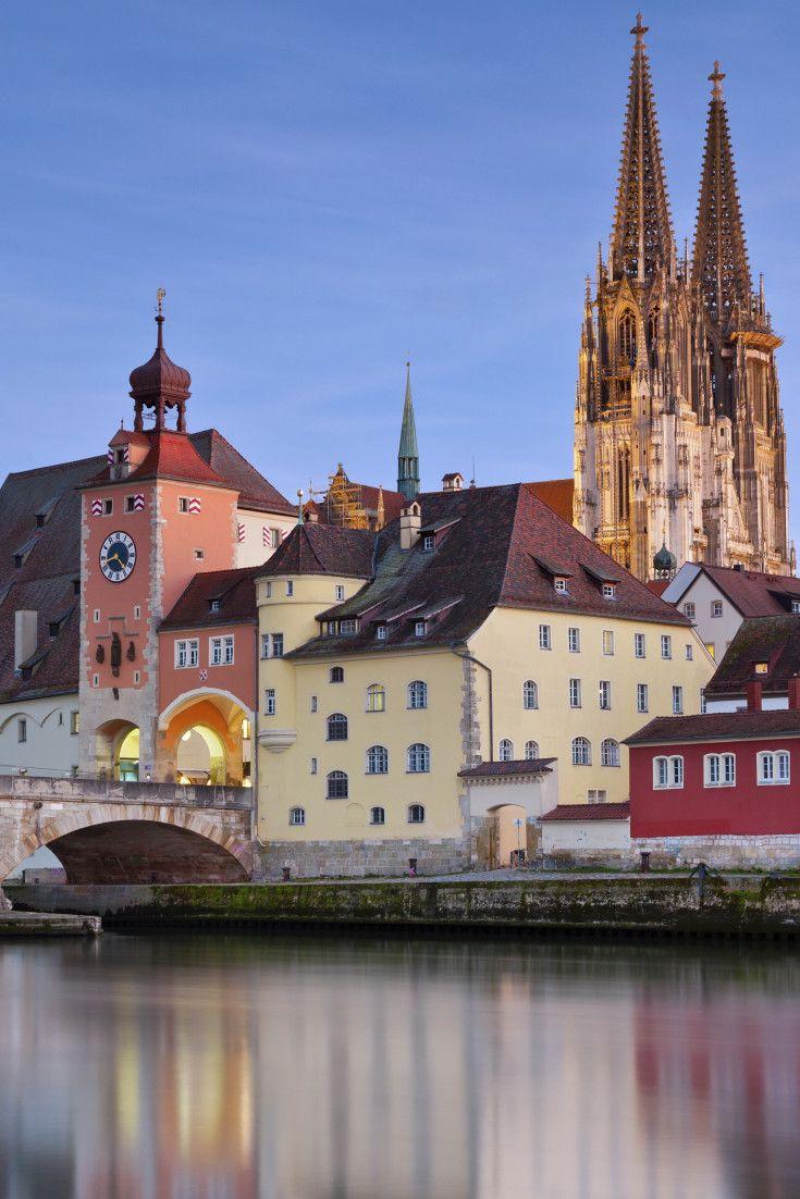 die besten 25 regensburg ideen auf pinterest deutschland deutschland reise und reise. Black Bedroom Furniture Sets. Home Design Ideas