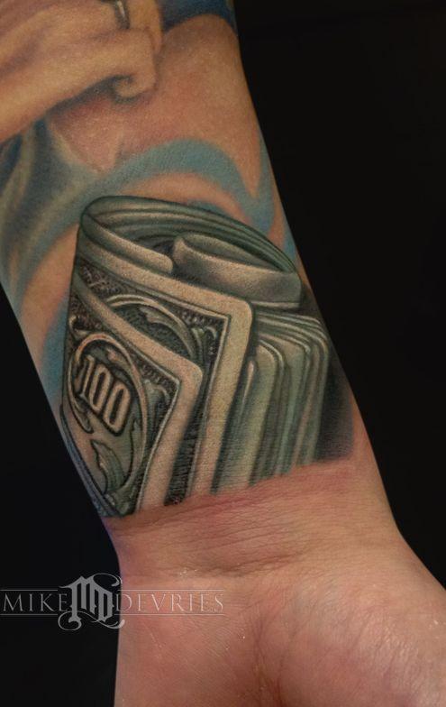 money tattoo - Google Търсене