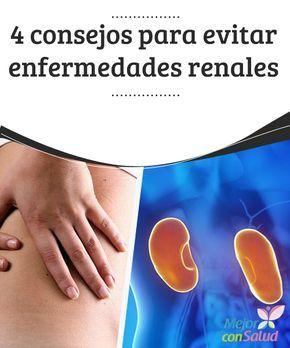 4 consejos para evitar enfermedades renales   Las enfermedades renales son un problema médico que puede afectar a cualquier persona. Dado quelos riñones se encargan de depurar las toxinas que entran a nuestro cuerpo con la comida,