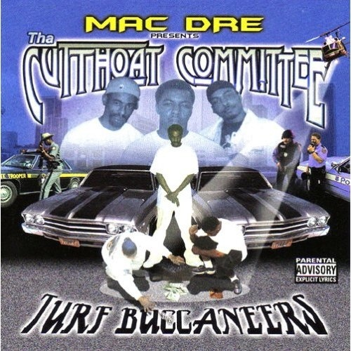 mac dre albums - cutthoat committee