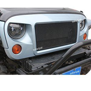 We offer only the best selection of JK Jeep Wrangler grilles and grille inserts for your Wrangler. We hand select each JK Jeep grille to ensure it is built with the highest quality workmanship before showing it to our customers. We want you to be able to find the right Jeep Wrangler grill at the lowest possible price available. We offer many different variations of Jeep JK grilles for you to choose from including JK Jeep Wrangler Grilles, JK Jeep painted grilles, JK Jeep Wrangler angry…