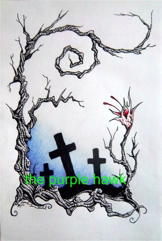 1000+ images about Dark/Gothic Art on Pinterest | Gothic ...